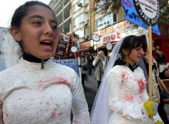 Turchia, avanza la piaga dei matrimoni minorili