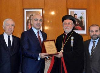 A fine febbraio inizia a Istanbul la costruzione della prima chiesa della Turchia moderna