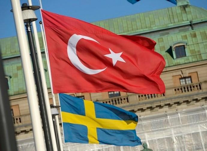 Turchia e Svezia
