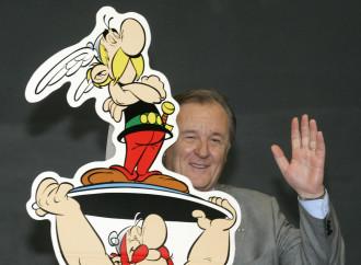 Morto Uderzo, resta Asterix, il divertente sciovinista gallo