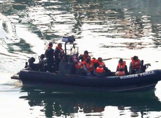 Traffico di esseri umani nella Manica, 23 arrestati