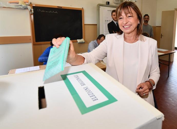 Donatella Tesei, nuovo governatore dell'Umbria