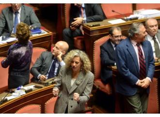 Crepaldi: «Dai senatori cattolici uno spettacolo indecoroso»