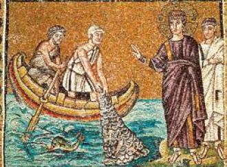 La chiamata di Pietro e Andrea: quando Gesù passò