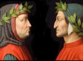 Dante e Petrarca: un duello fra due giganti