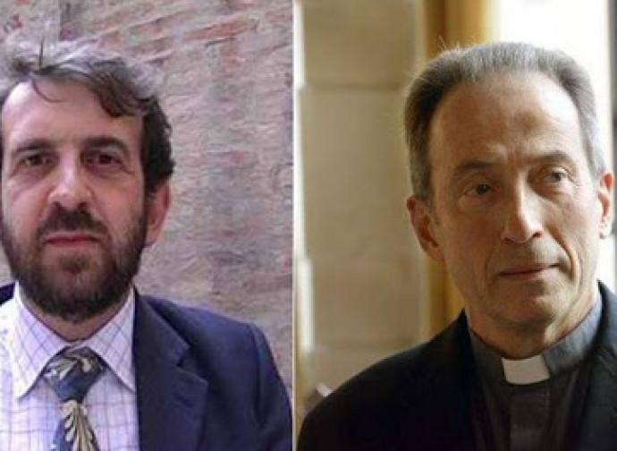 Grillo e il vescovo di Belluno