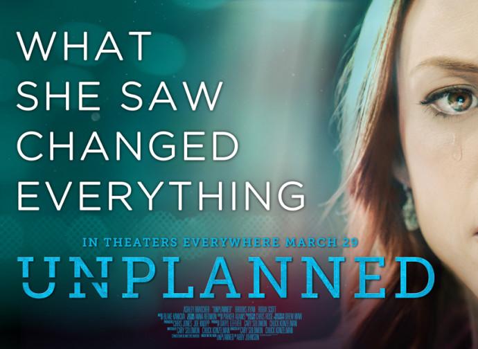 Unplanned, locandina