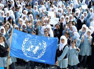 Rifugiati palestinesi richiedenti asilo