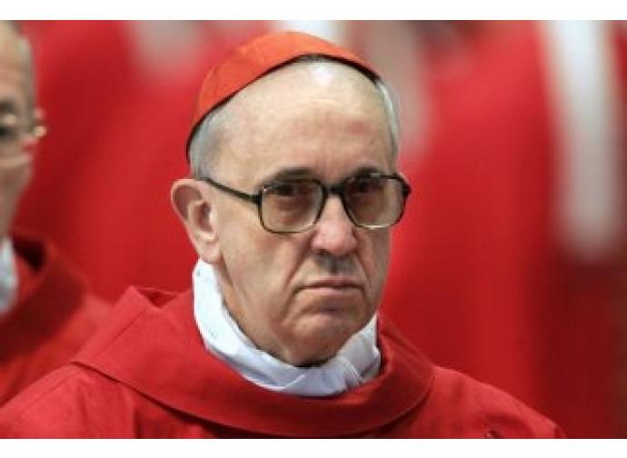 Bergoglio cardinale