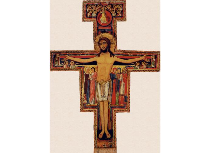 Crocifisso San Damiano