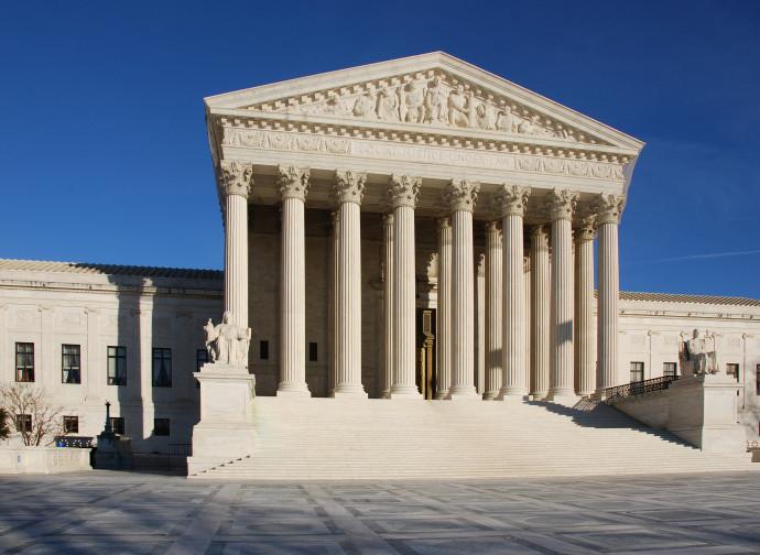 Washington, sede della Corte Suprema