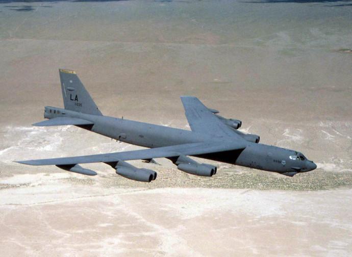 B-52 in volo