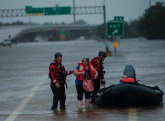 Che disagio l'uragano, ma niente paura: l'aborto è gratis