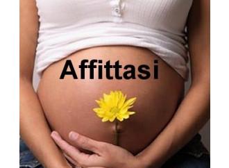 Arriva anche la maternità surrogata