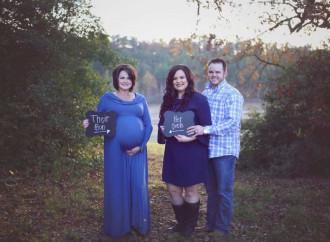 Nonna surrogata partorisce: distrutto il senso della maternità