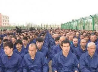 Gulag per gli uiguri, il Parlamento europeo condanna Pechino