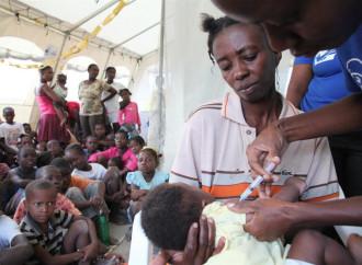 In Congo salgono a 2.000 i morti di morbillo dall'inizio dell'anno
