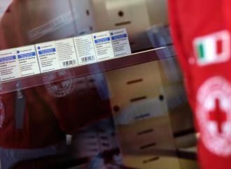 """Quel volantino """"no vax"""" della Croce Rossa"""