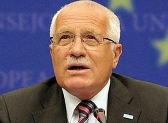 Klaus: la libertà dei popoli europei è in pericolo