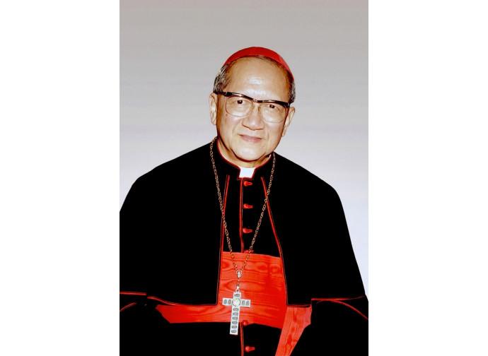Il cardinale Van Thuan