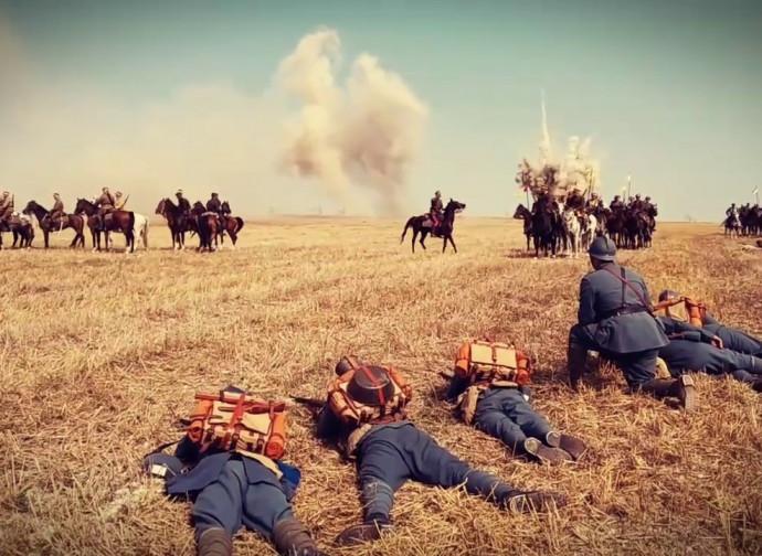 Battaglia di Varsavia, ricostruita