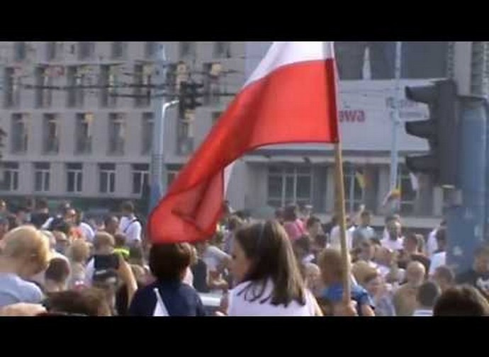 Varsavia, 1 agosto, ore 17