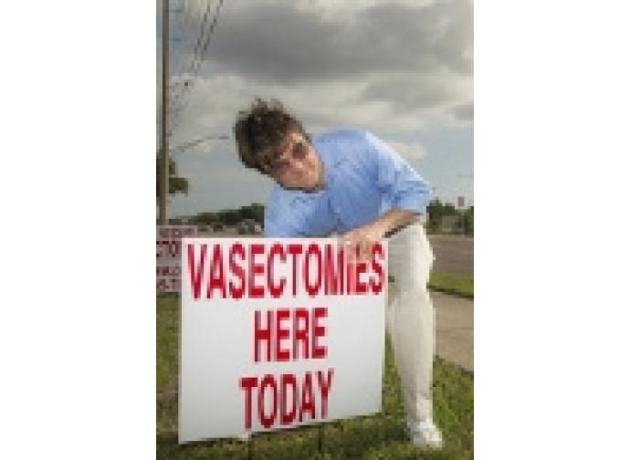 """""""Qui si effettua la vasectomia, oggi"""""""