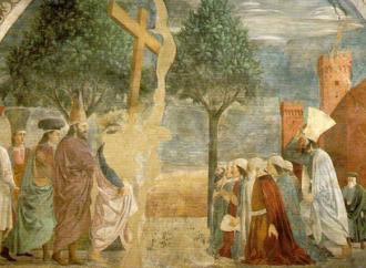 Esaltazione della croce: ostensione e innalzamento
