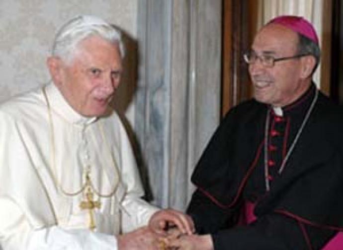 Benedetto XVI e Velasio De Paolis