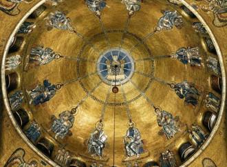 La cupola della Pentecoste, conferma della promessa di Gesù