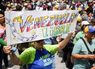 Venezuela, un popolo intero sequestrato e torturato