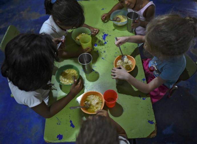 Venezuela, fame nera