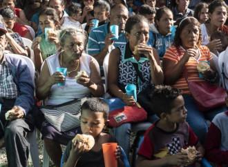 Continua l'esodo dal Venezuela