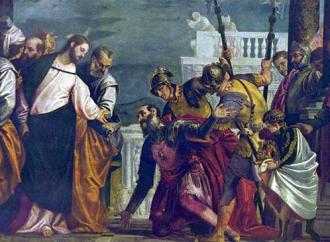 Gesù e il centurione, la fede è riconoscere una Presenza
