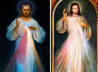 L'immagine di Gesù misericordioso compie 90 anni