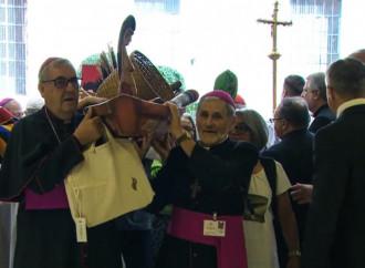 Rito amazònico, excusa para fragmentar el catolicismo