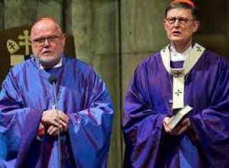 Vescovi tedeschi a rapporto sulla comunione ai protestanti