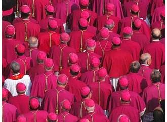 Lobby gay e spinta per la dissoluzione della morale cattolica