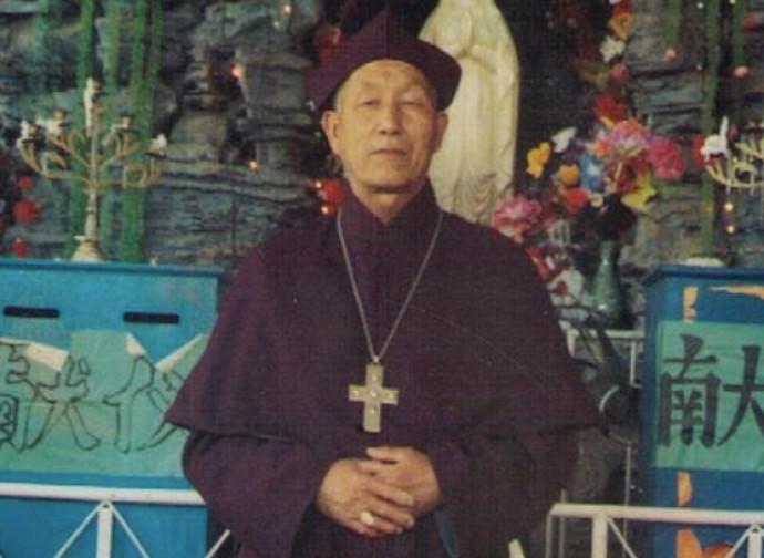 Su Zhimin, vescovo di Baoding scomparso dal 1997