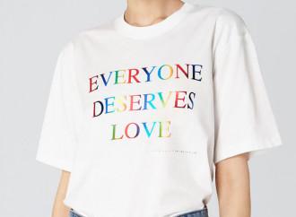 Victoria Beckham e la sua maglietta LGBT
