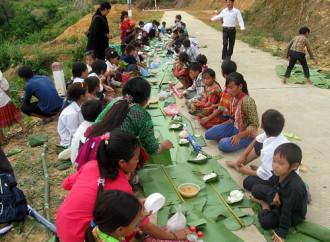 Dove i cristiani perseguitati rispondono con la carità