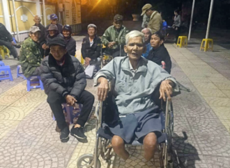 Vietnam, la carità che disturba il governo