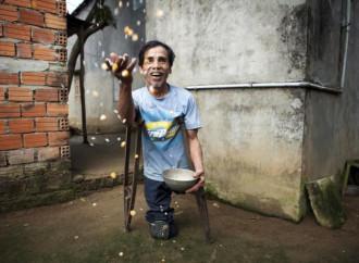 In Vietnam un Congresso di Natale per gli invalidi
