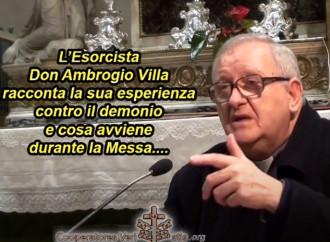 Il problema della Chiesa è nella Messa, lo dice perfino Satana