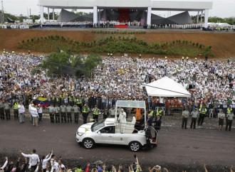 Colombia, le Farc supplicano il perdono del Papa
