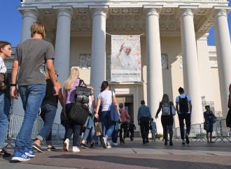 Papa Francesco a Vilnius, tre tappe della memoria totalitaria