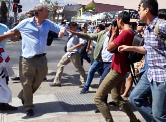 Cile, politico pro-life aggredito da gruppi LGBT