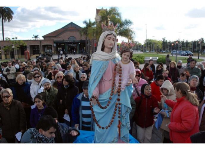 La Madonna di San Nicolas