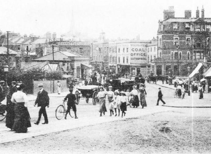 La Londra di epoca vittoriana, oggetto di studio della Himmelfarb