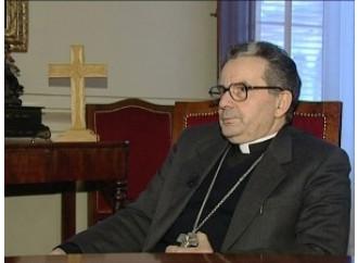 """Il Cardinale Caffarra: """"È in gioco l'uomo"""""""